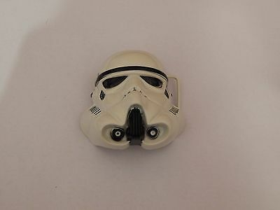 Starwars Stormtrooper Black&White Belt Buckle *Uk Seller *