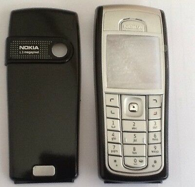 REPLACEMENT FOR A NOKIA 6230i HOUSING FASCIA COVER
