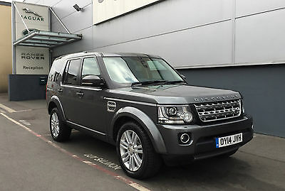 2014 LAND ROVER DISCOVERY 4  3.0 SDV6 HSE 5dr (start/stop)