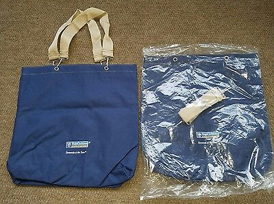 2 NEW Royal Caribbean Cruise Line Tote Beach Bag Serenade of the Seas