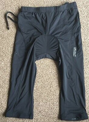 Men's Padded Cycling Trousers Size M 38-40 Bnwt