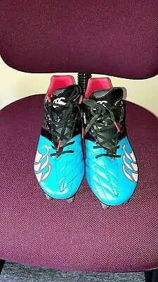 Canterbury Rugby Football Boots size 8 uk.