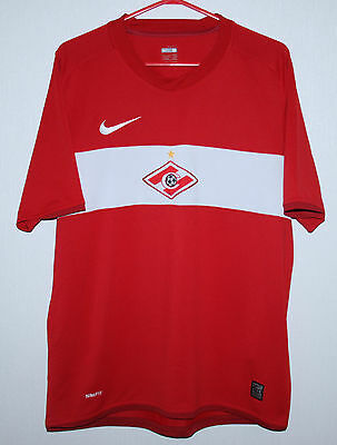 Spartak Moscow Russia jersey home 09/10 Nike