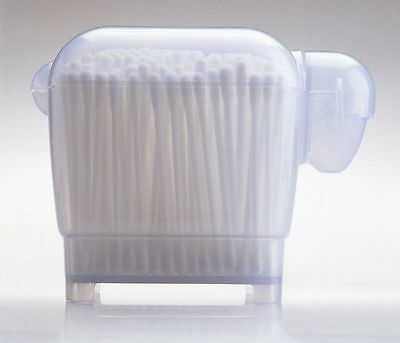 Cotton Swab Dispenser DOLICIA - Clear As Sheep by Monkey Business