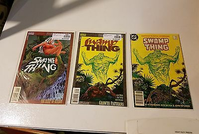 Swamp Thing #37 1st John Constantine Hellblazer key issue 1985 + extra books