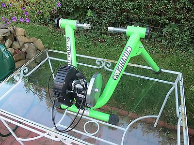 Kinetic by Kurt  Stationary Trainer for Bicycle with Remote Tensioner