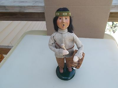 """2013 Byers Choice American Boy 10"""" Tall - New With Tag"""