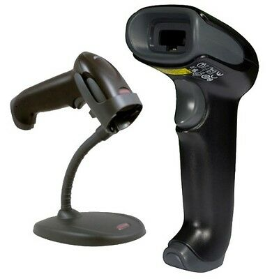 Honeywell Voyager 1250G Point of Sale USB Barcode Scanner w/ Stand 1250G-2USB-1