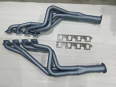 Ford Falcon XR-XF Pacemaker extractors 351 Clevo 2V Heads