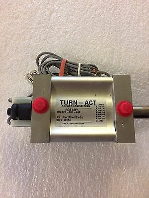 Turn-Act Answering Engineering Rotary Actuator Mn:621-5S1-A02