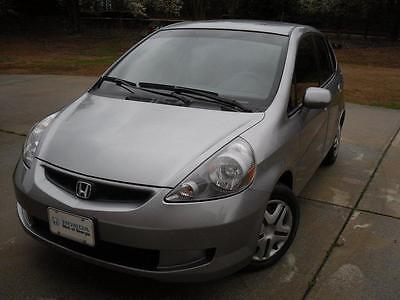 2007 Honda Fit Base 2007 Honda Fit Base