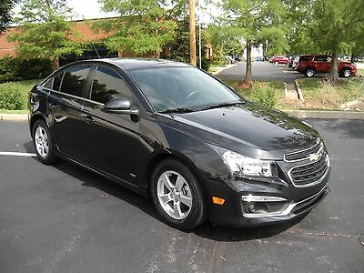 2016 Chevrolet Cruze LIMITED WITH 1LT 2016 CHEVROLET CRUZE LIMITED RS AUTO TECH PACK FREE SHIPPING
