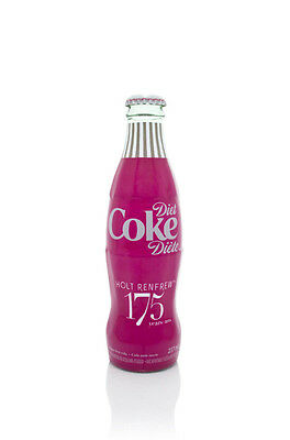 Limited Edition Holt Renfrew 2012 Diet Coca Cola Bottle, Free Shipping