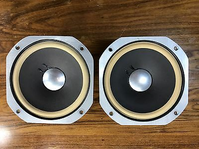 (2) JBL LE8T-2 Very Nice Condition 8 Ohm Close Serial Numbers