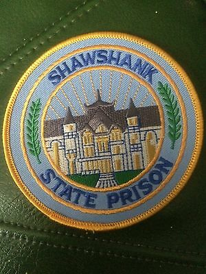 Shawshank State Prison Patch US Police Patch