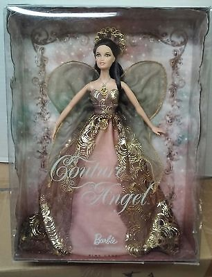 Barbie - Couture Angel NEW Pink Label, pink/gold dress, 2011 NEW
