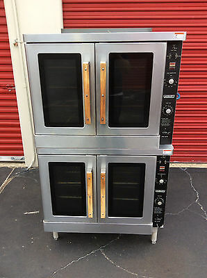 Hobart Dual Gas Convection Oven - Great Shape A+1