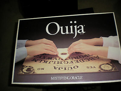 Ouija Board Game Mystify Oracle Psychic Parker Brother Vintage Style Ghost 1972
