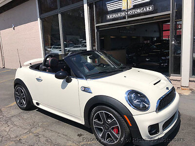 "2013 Mini Cooper 2dr John Cooper Works Hard to Find John Cooper Works Edition  17"" Wheels  Turbo Charged Summer FUN"
