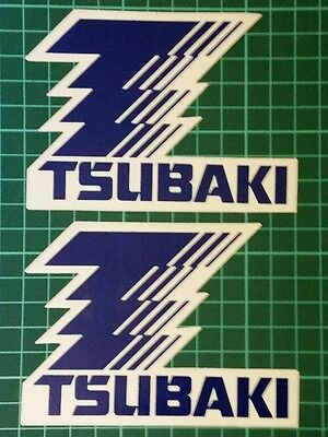 TSUBAKI racing decals stickers offroad atv mint diesel nhrda utv sand mx moto
