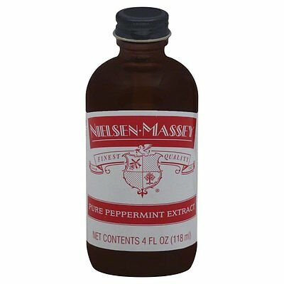Nielsen-Massey Peppermint Extract - Pure - 4 oz
