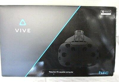 HTC Vive - Great Condition - Barely Used! (Missing one base station mount)