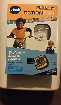 Vtech Kidizoom Action Cam 2.5 Hrs Recording Color LCD Screen Ages 4+