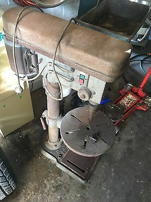 Industrial Bench Drill Good Working Order