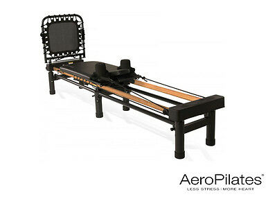 Aero Pilates XP 610 Table with Stand and Cardio Rebound