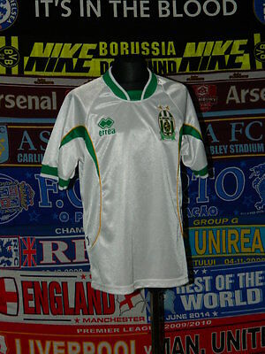 4/5 Floriana boys 12/13years 152-158cm ultra rare football shirt jersey trikot