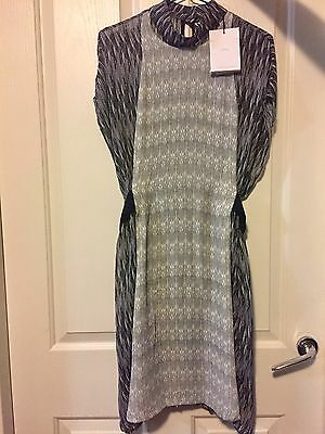New Sass And Bide Dress Size 10 RRP $370