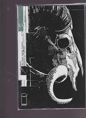 Image Cover The Black Monday Murders #1 1st Print Hickman