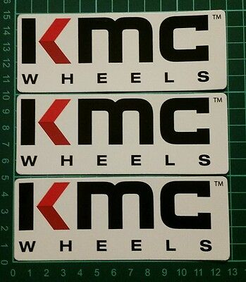 d KMC racing decals stickers offroad atv drags dirt mint diesel crawl nhrda nhra