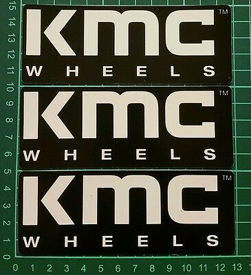 e KMC racing decals stickers offroad atv drags dirt mint diesel crawl nhrda nhra