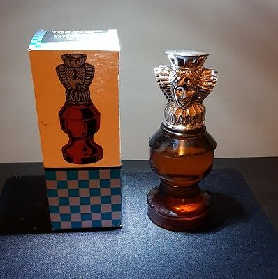 Avon aftershave (New Old Stock) - The Queen Chess Piece - Unopened
