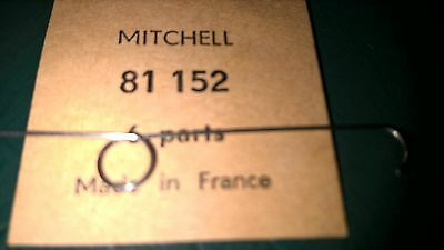 Mitchell Fishing Reel Trip Lever Spring. Part Ref# 81152. Applications Below.