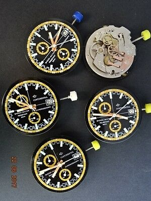 movements dial needles,  mechanical EB8400  ,lot of 5 ,continetal (old stock)