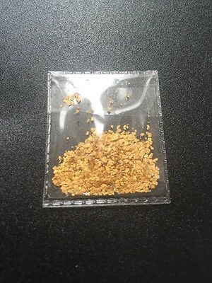 2.00 gr. 22ct Natural Pure Scottish gold nuggets