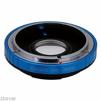 Fotodiox Pro Lens Mount Adapter Tube Canon FD FL Canon EOS Rebel Photo Camera
