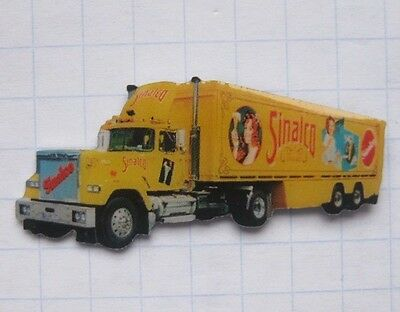 SINALCO / TRUCK  ....................... Getränke-Pin (131h)