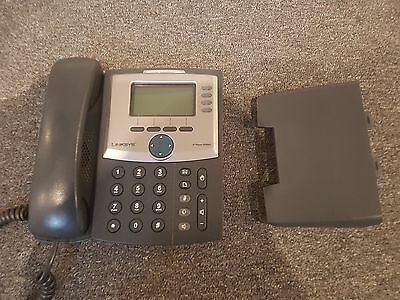 Linksys SPA942 4 Lines Phone (1 handset)