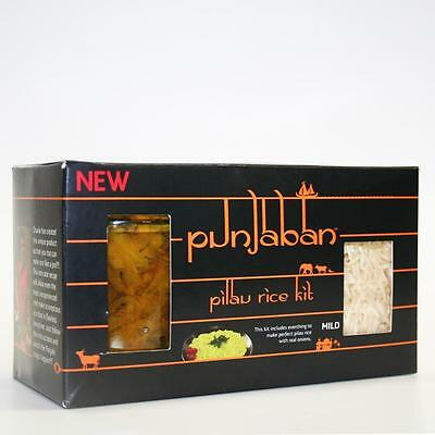 Punjaban Pilau Rice Kit 1 x kits