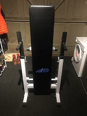 Folding Weight Training Bench Home Workout