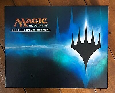Magic The Gathering Duel Decks Anthology Complete Rare!