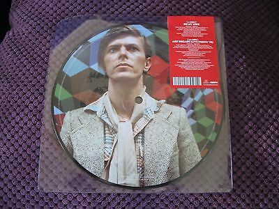 "DAVID BOWIE- Be My Wife: 40th Anniversary Edition - Vinyl (7"" picture disc)/ new"