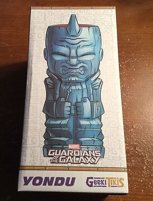 Loot Crate Marvel Gear Guardians Of The Galaxy Yondu Geeki Tiki Brand New NIB