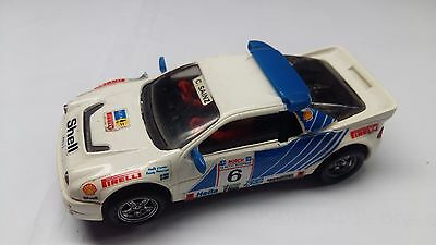 Ford Rs200 Shell Scalextric Exin