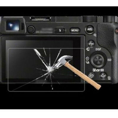 New Tempered Glass LCD Screen Protector for Sony Alpha A6300 A6000 A5000 A3000