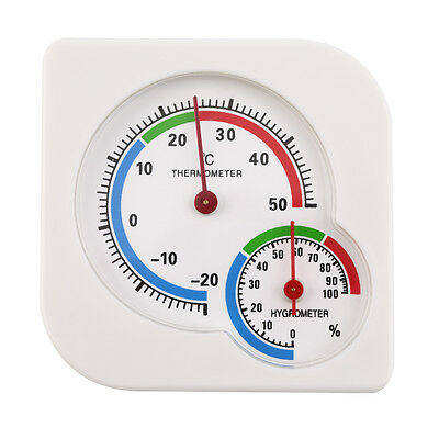 Wet Hygrometer Meter Mechanical Thermometer Mini WS-A7 Thermometer Humidity