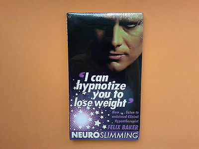 I Can Hypnotize You to Lose Weight - Neuro Slimming By Felix Baker (4 CD Set) BN